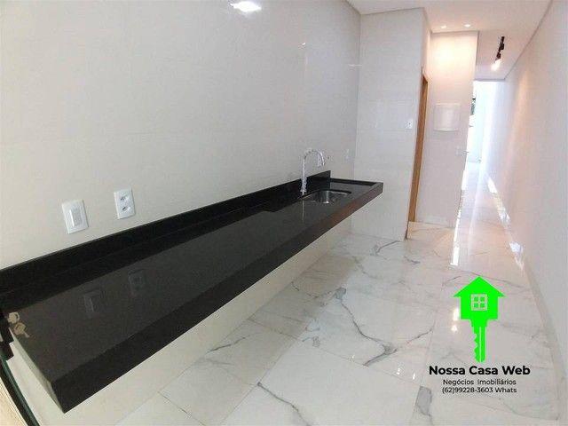 Casa para venda tem 138 metros quadrados com 3 quartos em Parque das Flores - Goiânia - GO - Foto 7