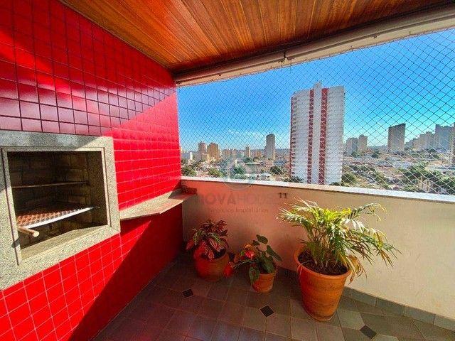 Central Park, Apartamento com 4 dormitórios à venda, 120 m² por R$ 600.000 - Centro - Camp - Foto 3