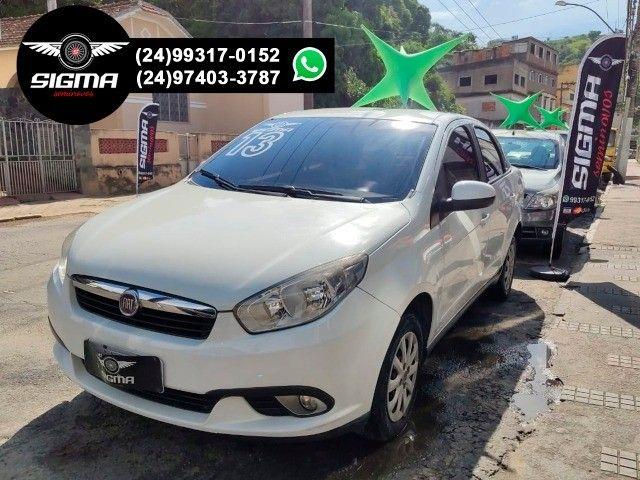 Fiat Grand Siena Attractive Completo