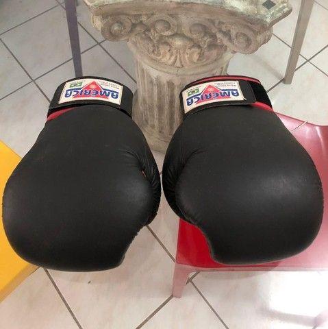Par de luvas de boxe profissional! - Foto 2