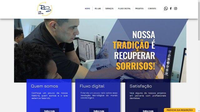 Criação de Site   Promoção   Viana Consultoria  - Foto 3