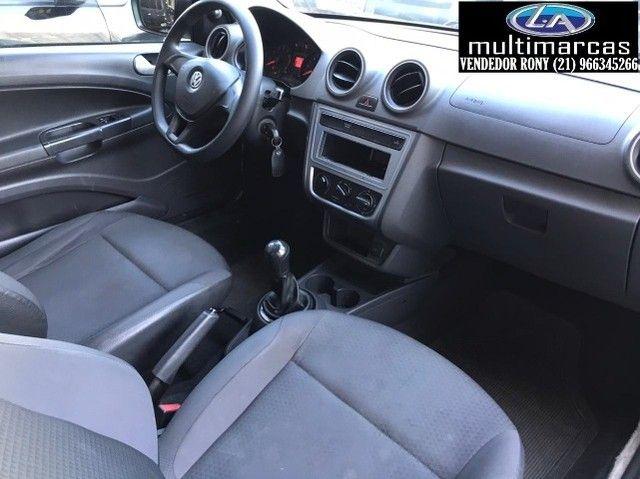 Vw VolksWagen Saveiro Robust 1.6 Comp. 2019. Entrada a partir de 9.500,00 + 699,99 Fixas.  - Foto 7