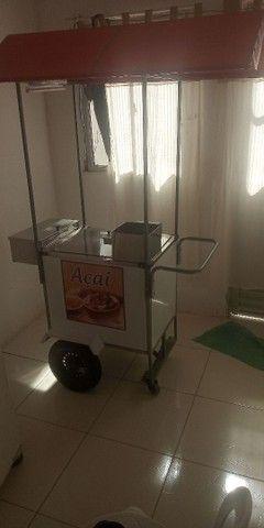 carrinho de açaí - Foto 3