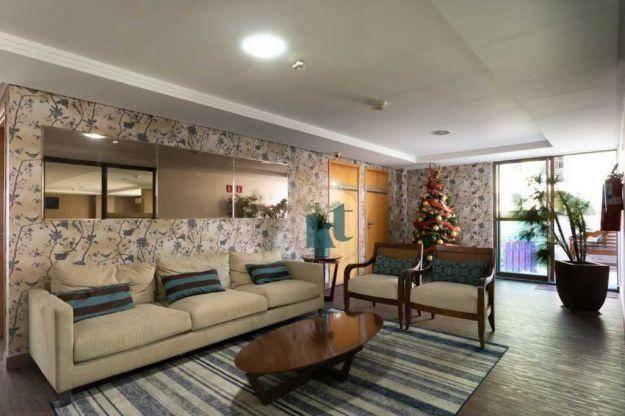 Apartamento com 2 dormitórios à venda, 59 m² por R$ 420.000 - Cabo Branco - João Pessoa/PB - Foto 15