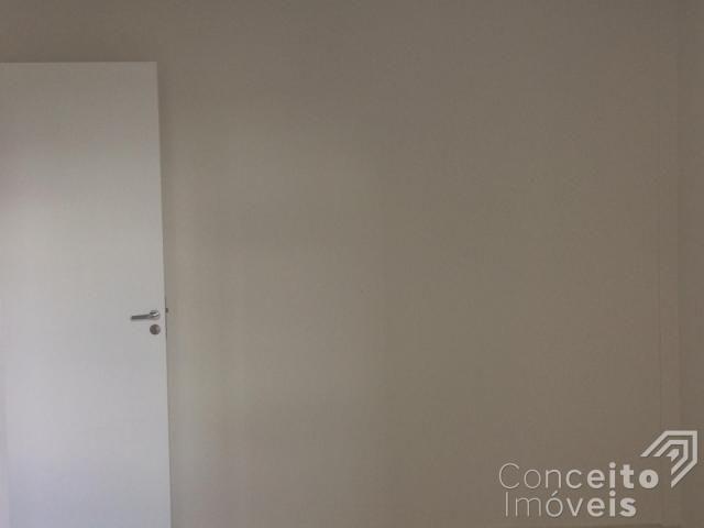 Apartamento para alugar com 1 dormitórios em Jardim carvalho, Ponta grossa cod:393113.001 - Foto 17