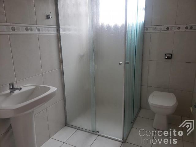 Apartamento para alugar com 3 dormitórios em Jardim carvalho, Ponta grossa cod:393123.001 - Foto 11