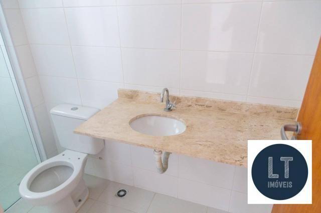 Apartamento com 2 dormitórios à venda, 64 m² por R$ 195.000,00 - Parque São Luís - Taubaté - Foto 20