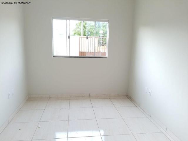 Casa para Venda em Várzea Grande, Jardim Eldorado, 2 dormitórios, 1 banheiro, 2 vagas - Foto 13