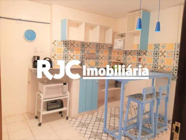 Apartamento à venda com 3 dormitórios em Flamengo, Rio de janeiro cod:MBAP33328 - Foto 19