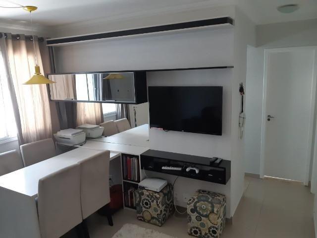 Apartamento com 2 dormitórios à venda, 46 m² por R$ 170.000 - Residencial Guairá - Sumaré/