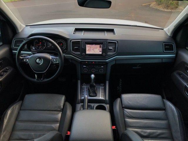 VW Amarok 3.0 V6 Highline - 2018  - Foto 12