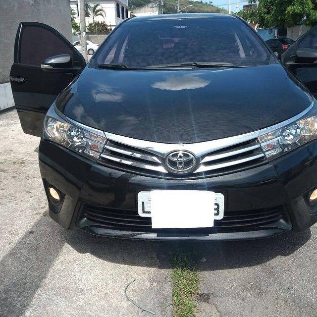 Toyota Corolla xei automático 2.0 flex com GNV g 5 - Foto 2