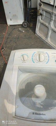 Maquina de lavar eletrolux revisada tudo ok parcelo no cartão e entrego