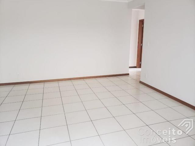 Apartamento para alugar com 3 dormitórios em Jardim carvalho, Ponta grossa cod:393123.001 - Foto 8
