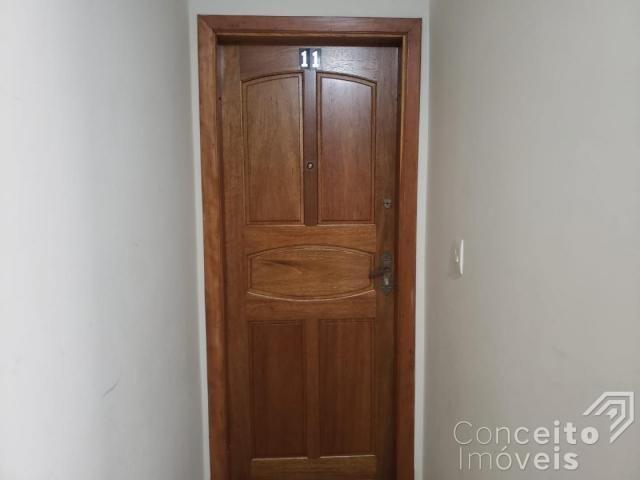 Apartamento para alugar com 3 dormitórios em Jardim carvalho, Ponta grossa cod:393123.001 - Foto 17