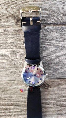 Oferta! Dia dos namorados está chegando! Relógio importado novo e com garantia! - Foto 4