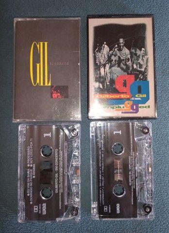 Fita K7 Gilberto Gil