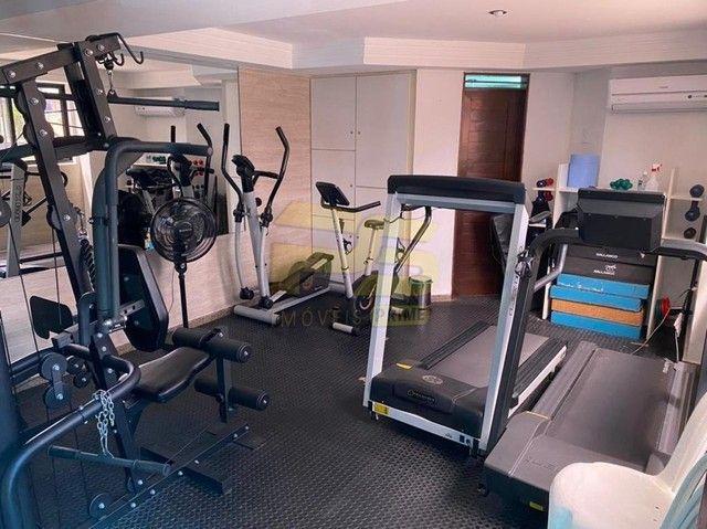 Apartamento à venda com 4 dormitórios em Manaíra, João pessoa cod:psp532 - Foto 8