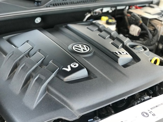 VW Amarok 3.0 V6 Highline - 2018  - Foto 9