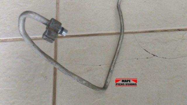Mangueira Sucção Ar Condicionado Corolla 2010 - Foto 3