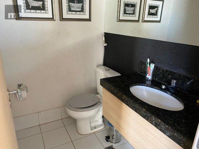 Apartamento à venda com 2 dormitórios em Setor oeste, Goiânia cod:M22AP1449 - Foto 10
