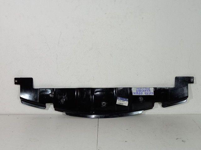Defletor Inferior Radiador HB20  2012/ 2017