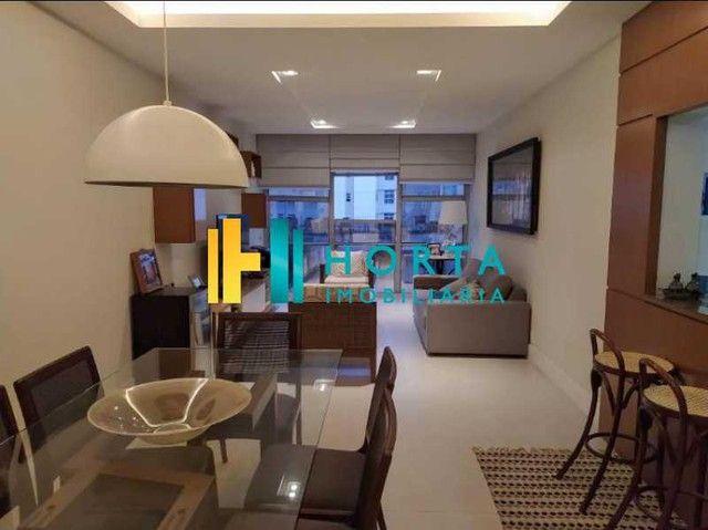 Apartamento à venda com 3 dormitórios em Copacabana, Rio de janeiro cod:CPAP31696 - Foto 2