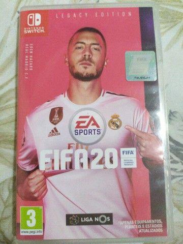 FIFA 20 - LEGACY EDITION - Nintendo SWITCH
