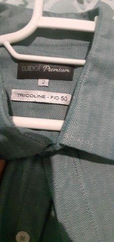 Camisa Social Luidgi Premium - Foto 4