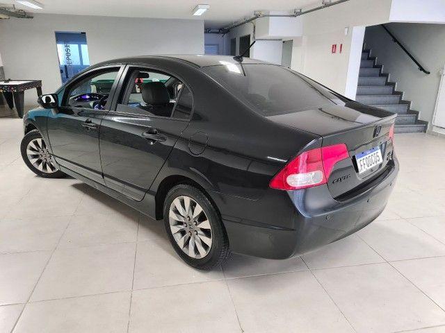 Honda Civic Automático Flex (Financio) - Foto 4