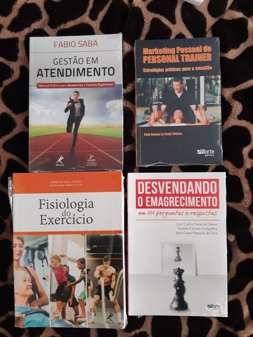 Coletânea completa para Educação Física, academia. - Foto 2