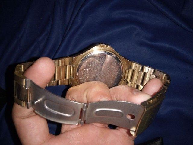 Relógio Original LINCE 50MT Excelente - Foto 4