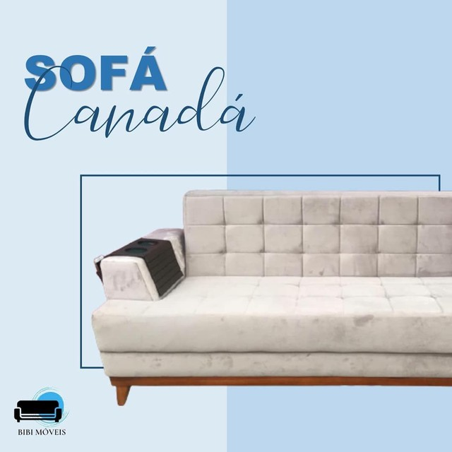 SOFÁ CANADÁ  - Foto 3