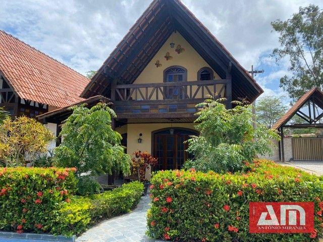 Vendo Excelente Casa Mobiliada em Condomínio em Gravatá
