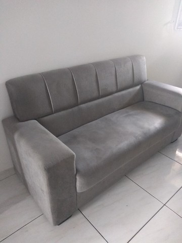 Conjunto sofá 2/3 lugares - Foto 2