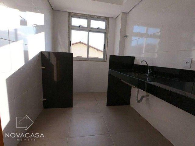 Apartamento com 3 dormitórios à venda, 56 m² por R$ 300.000,00 - Candelária - Belo Horizon - Foto 12
