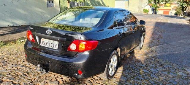 Corolla xli 1.6 2009 automático 120mil km Oportunidade - Foto 3