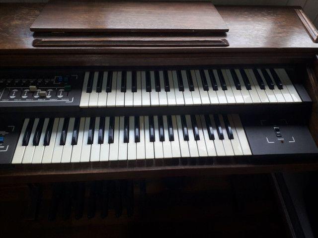 Órgão eletrônico Phinker  - Foto 4