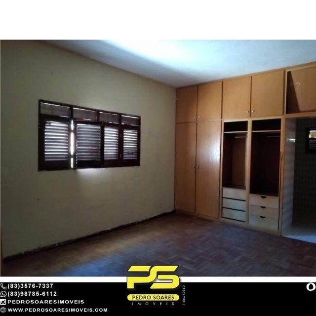 Casa com 3 dormitórios para alugar, 275 m² por R$ 5.000/mês - Tambaú - João Pessoa/PB - Foto 5