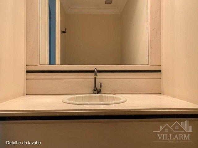Apartamento com 4 dormitórios para alugar, 340 m² por R$ 3.890,00/mês - Vila Andrade - São - Foto 15