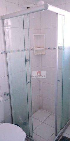 Apartamento com 1 dormitório para alugar, 40 m² por R$ 600,00/mês - Candeal - Salvador/BA - Foto 2