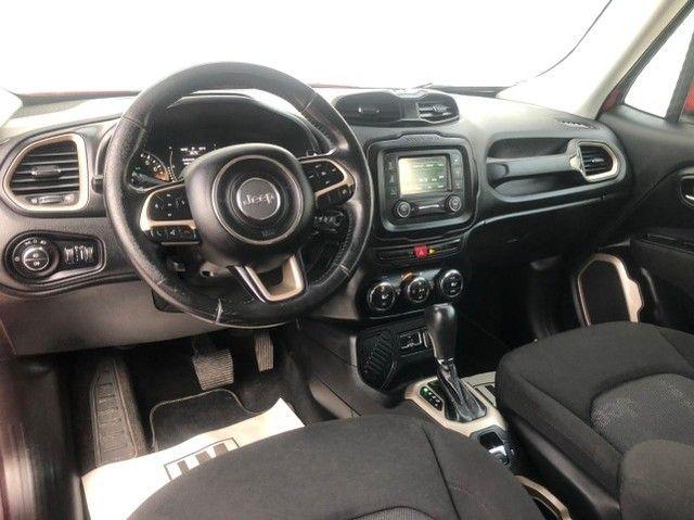 Jeep Renegade 1.8 2016 Flex - Foto 9