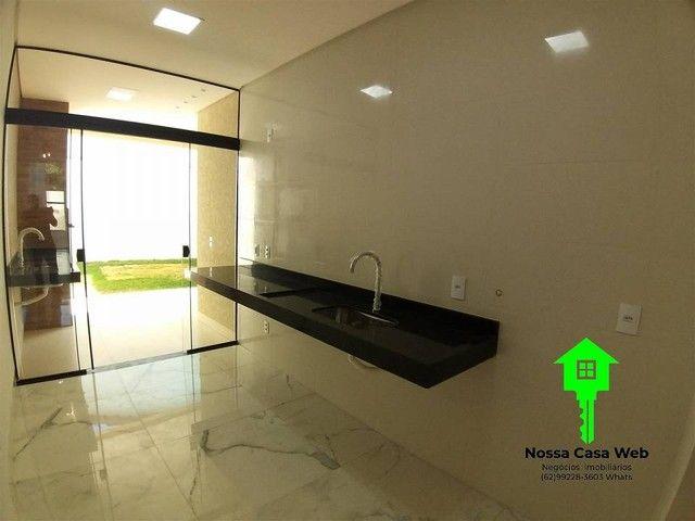 Casa para venda tem 138 metros quadrados com 3 quartos em Parque das Flores - Goiânia - GO - Foto 8