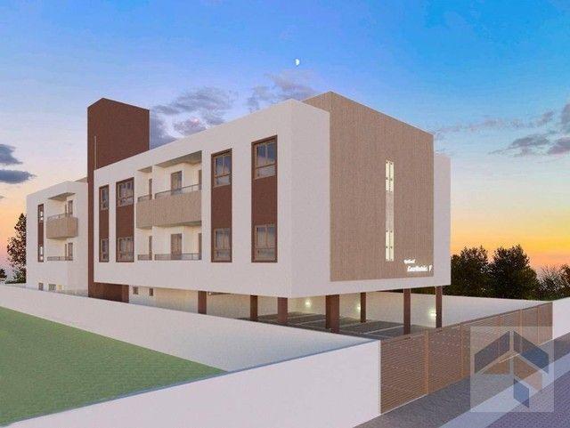 Apartamentos c/ 2 Quartos 1 Suíte - em fase de acabamento