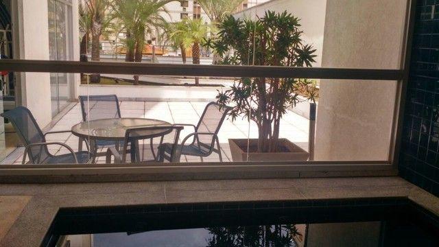 Flat mobiliado locação para temporada ou venda - em Belo Horizonte - Foto 11