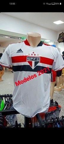 Camisa Sao Paulo 2021