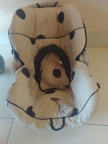 Carrinho de bebê e bebê conforto Galzerano - Foto 2