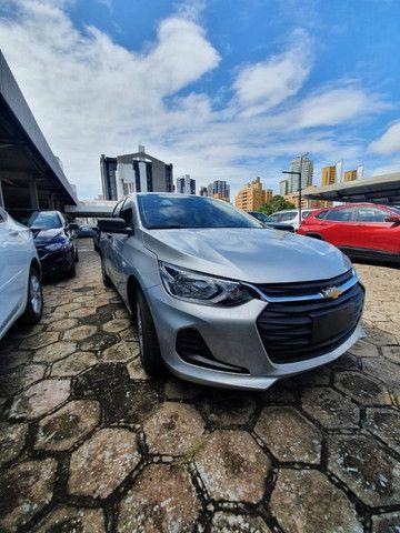 Onix Hatch 2021 - Ent: R$ 6.990,00 + 60x 1.599,00 - Foto 7