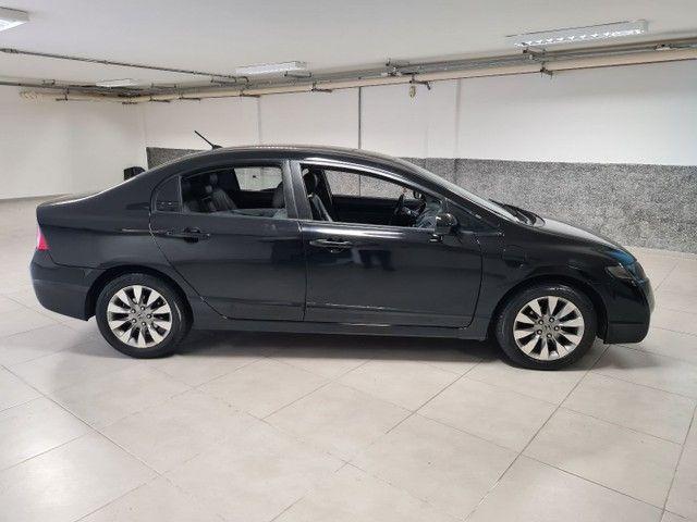 Honda Civic Automático Flex (Financio) - Foto 11