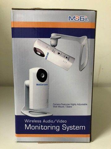 Câmera Mobi Cam Digital DXR Babá Eletrônica - Foto 3